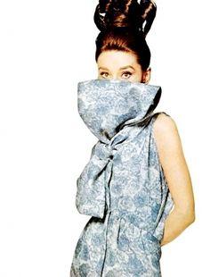 Audrey. #WomenWhoInspire