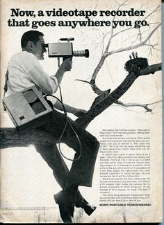 Videotape Recorder.