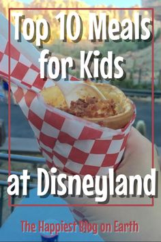 Disneyland | Disneyland Food | Disney Travel