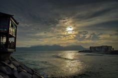 Sunset in La Punta, El Callao, Perú   Photo by David Almeida