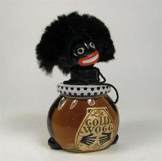 1920's GOLLIWOGG Perfume Bottle Sold for $308.99 Bidders 11