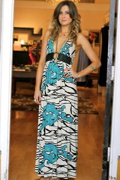 Sky Collections maxi dresses in at Viva Diva