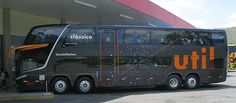 VIAÇÃO ÚTIL -  Empresa brasileira de transporte rodoviário de passageiros.
