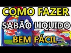 DIY-COMO FAZER SABÃO LIQUIDO CASEIRO P/ ROUPAS A PARTIR DE SABONETES - ( -2,00 reais = 6 Litros) - YouTube