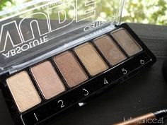 EOTD: Give nude a chance! || Catrice Absolut NUDE eye shadow palette