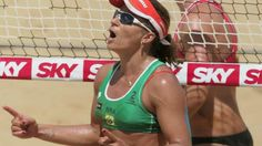 sports sunglasses for women | Beach Volleyball