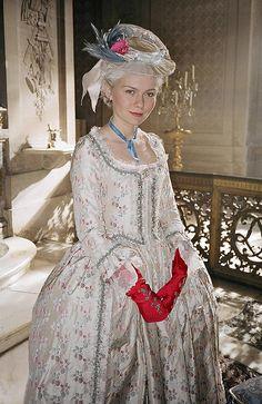 2006 Marie Antoinette Director: Sofia Coppola IMDb 6.4 http://www.imdb.com/title/tt0422720/?ref_=nv_sr_1