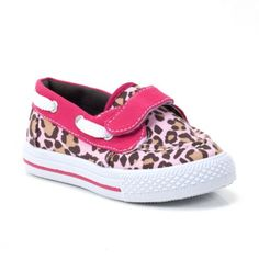 Oh My SO cute! $8.50 Trendy Velcro Animal Print Strap Sneakers *animal print is ALL the rage this season!
