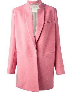 MAURO GRIFONI single breasted coat