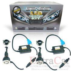 H7 foglaltú SMD Cree LED izzó szett, H7 LED izzó szett