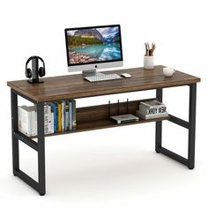 Computer Desk Chair, Bookshelf Desk, Modern Bookshelf, Bookshelves, Industrial Computer Desk, Gaming Computer, High Back Office Chair, Mesh Office Chair, Study Table Designs