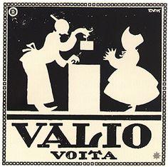Valio voita - mainos 1915
