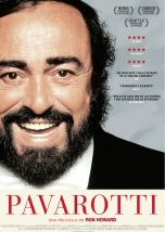 "PAVAROTTI - Documentary Mania: ""Pavarotti is a riveting film that lifts the curtain on the icon who brought opera to the people. Ron Howard puts audiences front row center for an exploration of the voice, the man, the legend. Luciano Pavarotti gave his life to the music and a voice to the world. This cinematic event features histo"" Opera Singers, Pop Singers, Placido Domingo, Ron Howard, Best Documentaries, Riveting, World Leaders, Front Row, The Man"