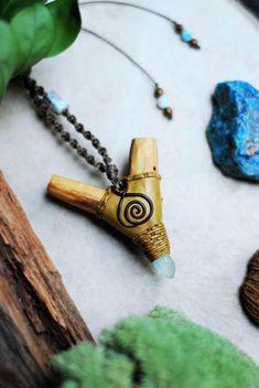 Rape pipe shamanic native indigenous applicator Rapé Real Bamboo handmade New