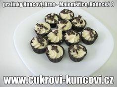 bílé pralinky  Kuncovi,Brno-Maloměřice,Hádecká 8  http://www.cukrovi-kuncovi.cz/cukrarska-vyroba/cajove-pecivo
