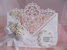 Decorative Blossoms Corner (card-making-magic.com) - YouTube