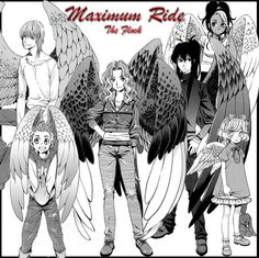 Maximum Ride!!!
