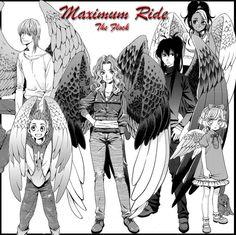 Maximum Ride!!!