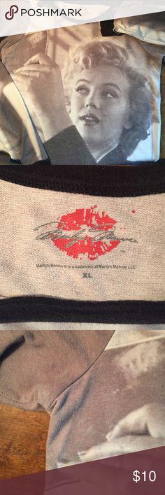 Marilyn Monroe Sweater Lovingly worn, light, soft Marilyn Monroe Tops Sweatshirts & Hoodies