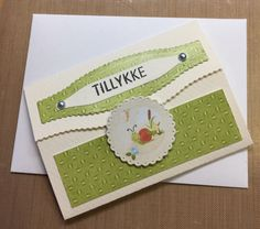 Gift card Pocket. Die: Penny Black. Paper: Nitwit, Canson. Stamp: Threescoops.