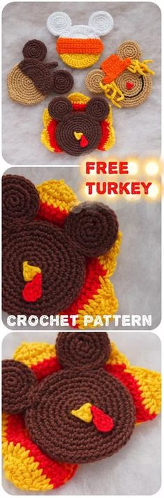 Hot summer will fly by and summer holidays will be replaced by autumn ones. Crochet Toys, Free Crochet, Knit Crochet, Crochet Beanie, Crochet Fall, Crochet Things, Double Crochet, Single Crochet, Knitting Patterns