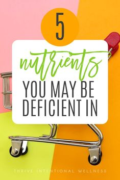 5 Nutrients You May Be Deficient in If you Have Hormone Imbalance - Thrive Stress Relief Tips, Natural Stress Relief, Personal Wellness, Wellness Tips, Health And Fitness Tips, Health Tips, Women's Health, Fertility Blend
