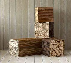 Twig | Bench & Cube