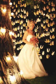Handmade Paper Origami Weddings