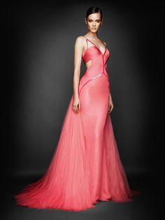 Monika 'Jac' Jagaciak for Versace 2010 F/W LookBook