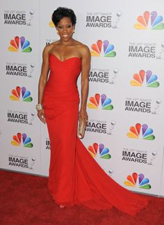 Best Dressed At The NAACP Image Awards