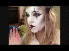 ▶ Mime Makeup Tutorial - YouTube