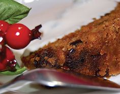 Boozy Vegan Christmas Pudding recipe