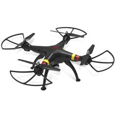 Newest Syma X8C Venture New Package 4 Channel 2.4G RC Quadcopter with 2.0 HD Camera 6 Axis 3D Flip Fly UFO