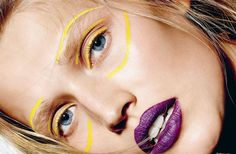 Make-up Isamaya Ffrench
