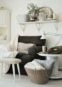 Cozy Sofa | MAGNOLIA MAGAZINE
