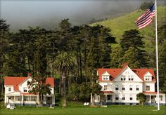 These were the type of houses we lived in when my Dad was stationed in S>F>  akt  San Francisco Luxury Resorts | Cavallo Point | Sausalito Hotels in California