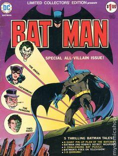 Batman DC Treasury Edition #C-37