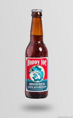 Lervig - Hoppy Joe American Red Ale