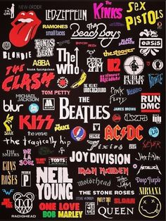 Classic rock and modern rock is what makes my soul sing.