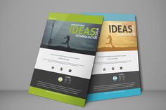 Check out Corporate Business Flyers by zi_jewel on Creative Market