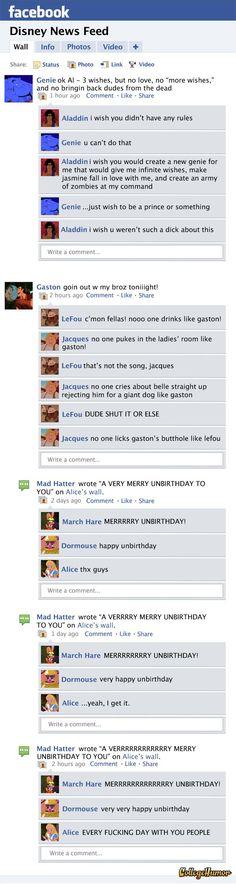 Disney gets sassy - Imgur