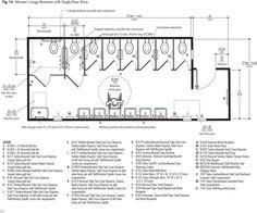 public toilet layout dimensions - Google Search