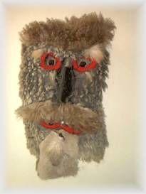 Mask Dionysus, Bulgaria, Folklore, Romania, Dancers, Goats, Masks, Gypsy, Owl