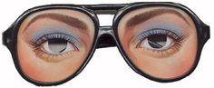 Funny Mask Eyeglasses Four Eyes, Girls With Glasses, Girl Humor, Eyeglasses, Ephemera, Office Supplies, Beauty, Google Search, Funny