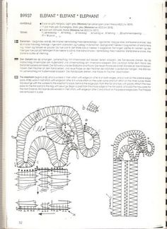 FANFAN - Claire Grenouille - Веб-альбомы Picasa Bobbin Lace Patterns, Bookmarks, Techno, Tatting, Projects To Try, Elephant, Albums, Picasa, Bobbin Lace