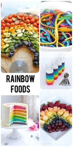 Rainbow Foods That Will Blow Your Mind