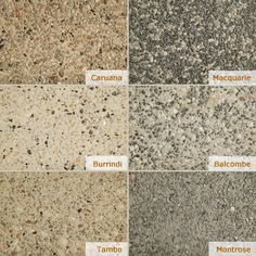 Image detail for -Exposed Aggregate