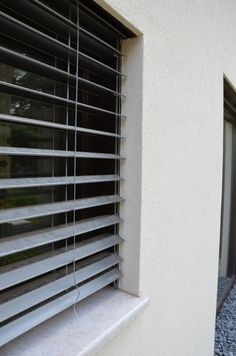 Blinds, Exterior, Curtains, Home Decor, House, Decoration Home, Room Decor, Shades Blinds, Blind