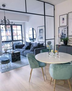 42 Ideas apartment living room diy decorating tips Interior, Home Decor Bedroom, Home, Dining Room Design, Apartment Living Room, Living Room Decor, Living Room Diy, Interior Design, Funky Home Decor