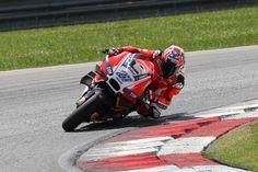 Casey Stoner, Ducati - 2016 Sepang MotoGP™ Private Test - Day 1